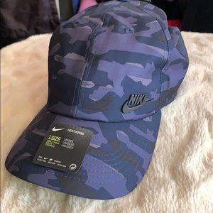 Nike purple camo hat New